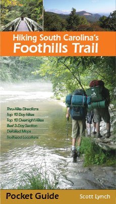 Hiking Author Danny Bernstein Reviews Hiking Author Scott Lynch