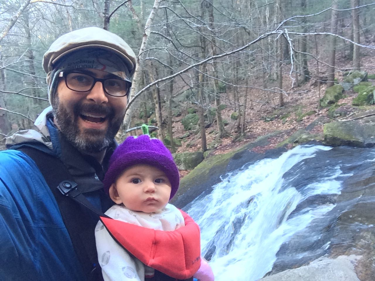 The Joys Of Hiking—With An Infant