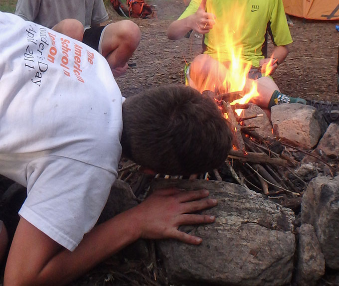 Passing The Torch Of Outdoor Leadership
