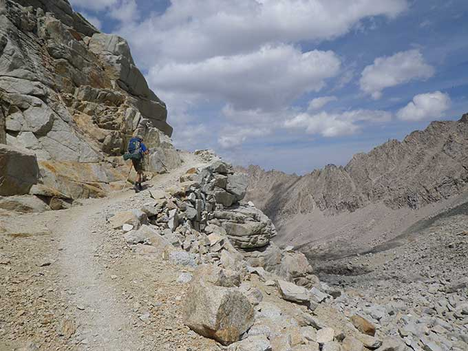 Getting Out Of Our Backyard: Hiking The John Muir Trail