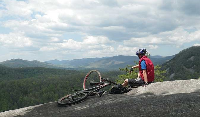 The Southeast's Newest Mountain Biking Guidebook