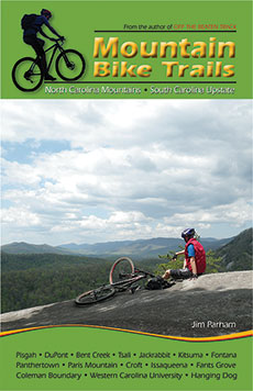 Mountain Bike Trails: NC Mountains & SC Upstate