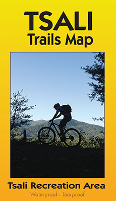 Tsali Trails Map
