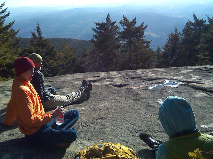 The View From A Pluton: Vermont's Mount Ascutney