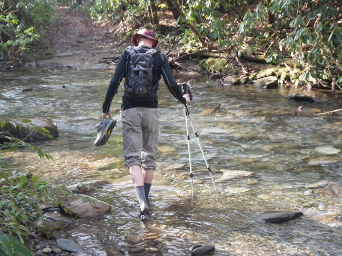 How To Cross A Creek
