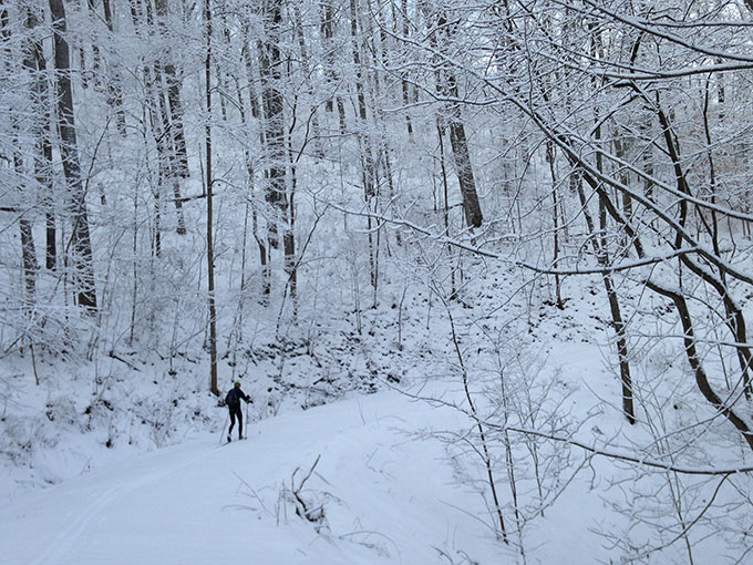 Backcountry Skiing In The Smokies