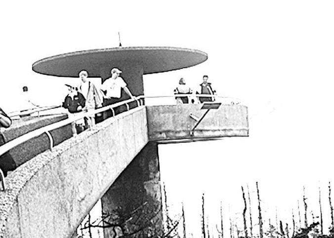 Should We Click To Help Repair The Tower On Clingmans Dome?