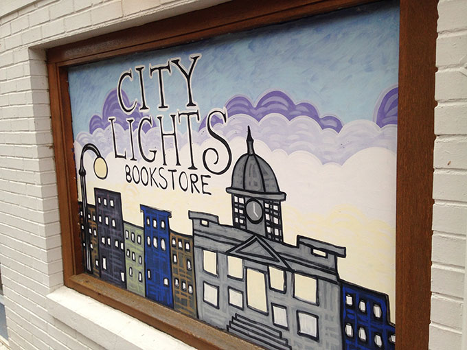 In Praise Of Our Local Bookseller