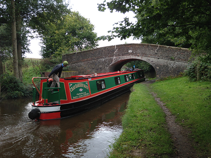 Getting Out Of Our Backyard: Cruising Wales's Llangollen Canal