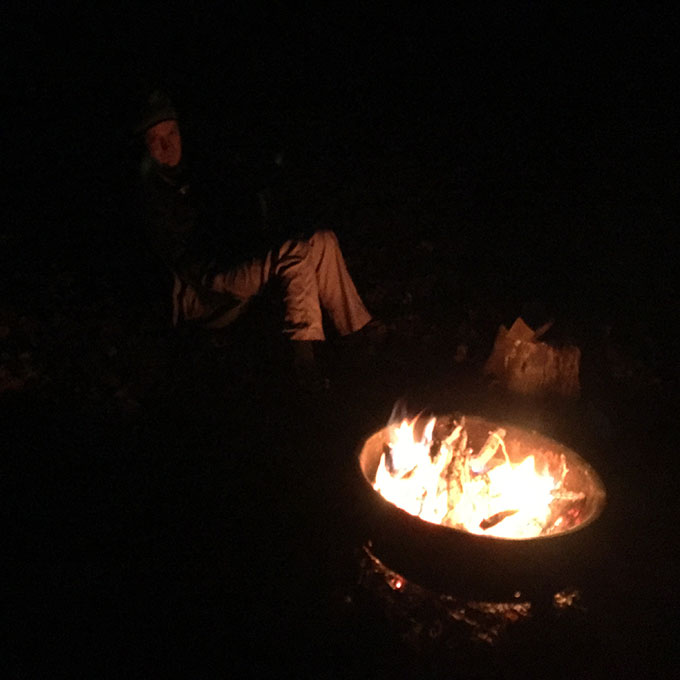 Backcountry Campfires: To Burn Or Not To Burn?